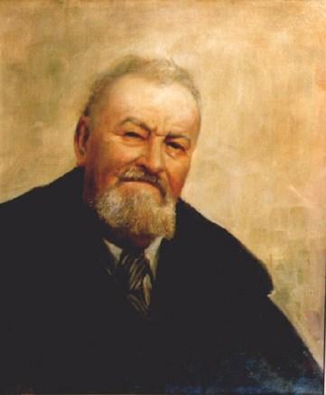 Portrait Valerius DE SAEDELEER (JDC)