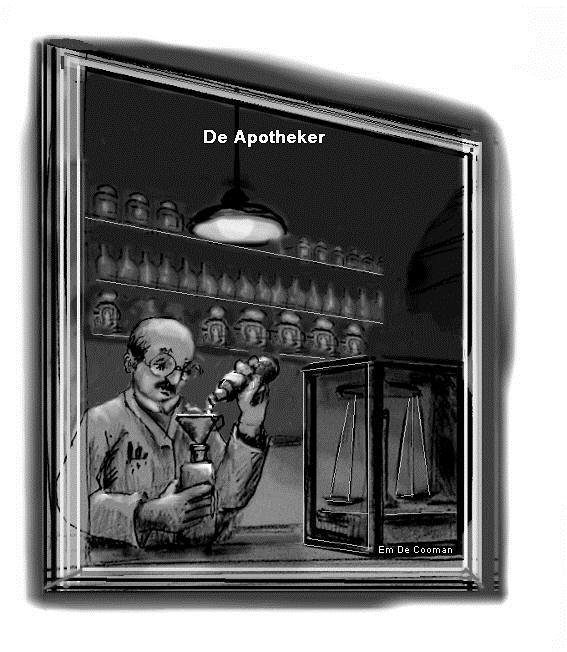 De apotheker