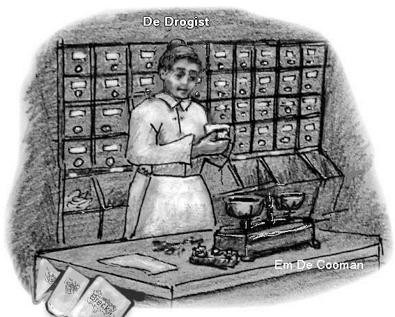 Drogist