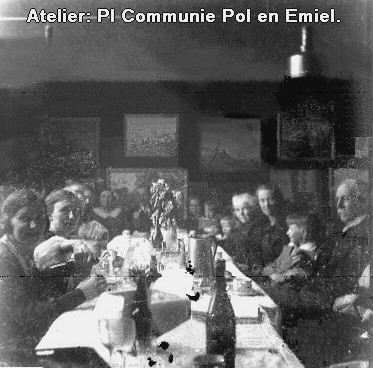 Atelier: Plechtige Communie Pol en Emiel