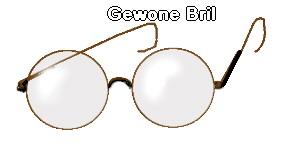 Gewone bril