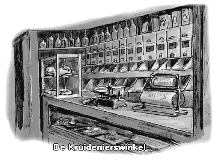 De Kruidenierswinkel