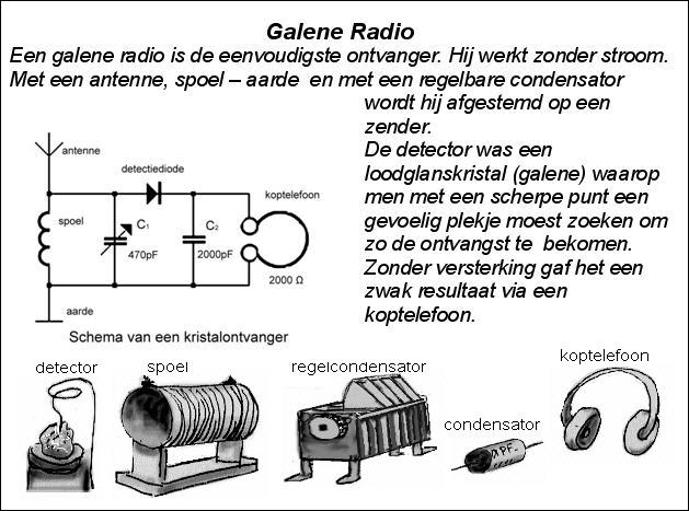 Galene radio