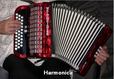 Harmonica (accordeon)