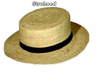 Strohoed