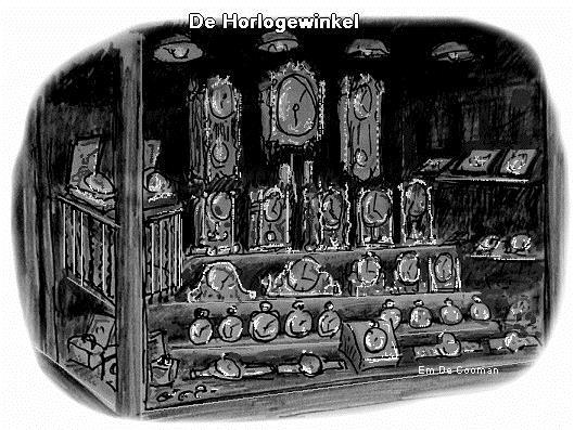 Horlogewinkel