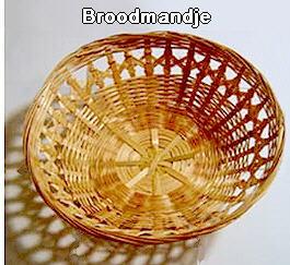 Broodmandje