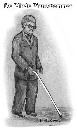 Blinde pianostemmer