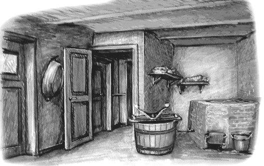 het washuis