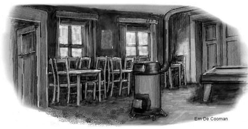 En la kafejo Plantistejo