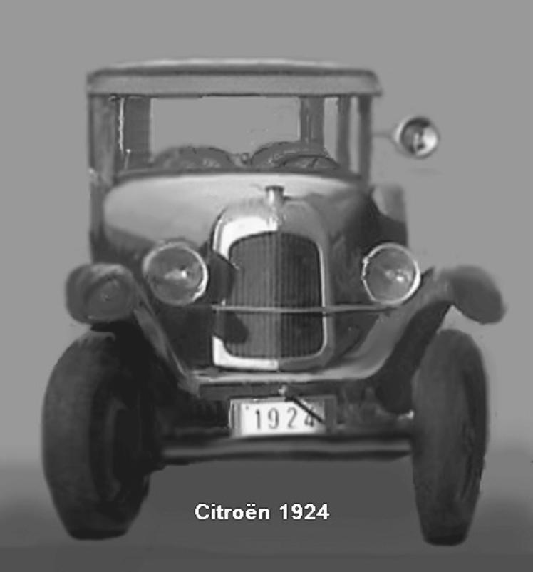 Citroen 1924